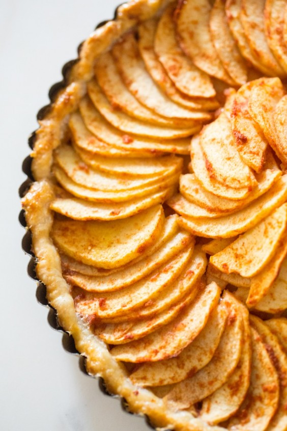2. Sugar-Free Apple Tart