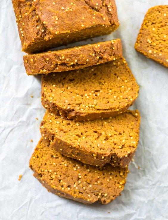 One Pot Meals: Healthy Pumpkin Bread