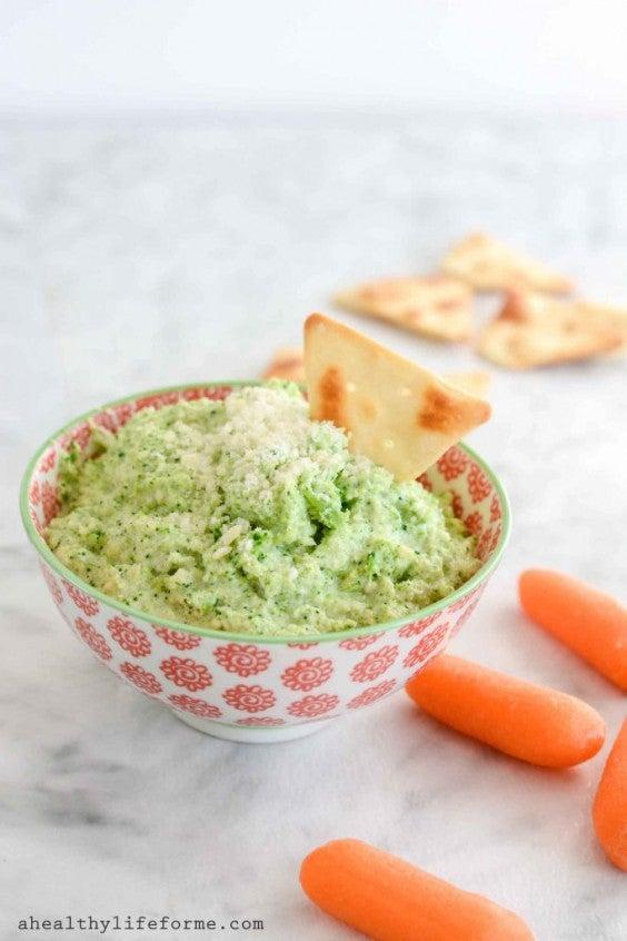 5. Broccoli Pesto Dip