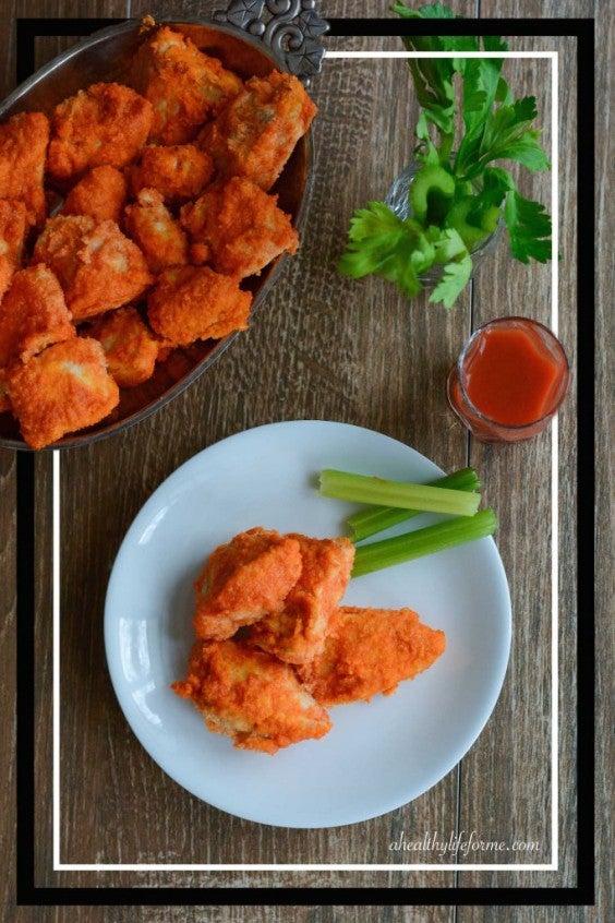 12. Paleo Buffalo Chicken Nuggets
