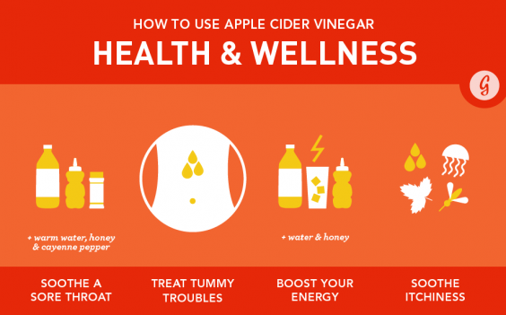 Apple Cider Vinegar Uses: 26 Genius Benefits