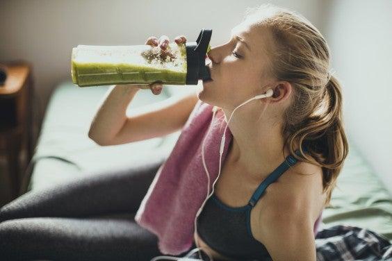 diet effect on skin