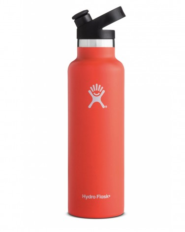1. Best for Hot Yoga: Hydro Flask With Sport Cap