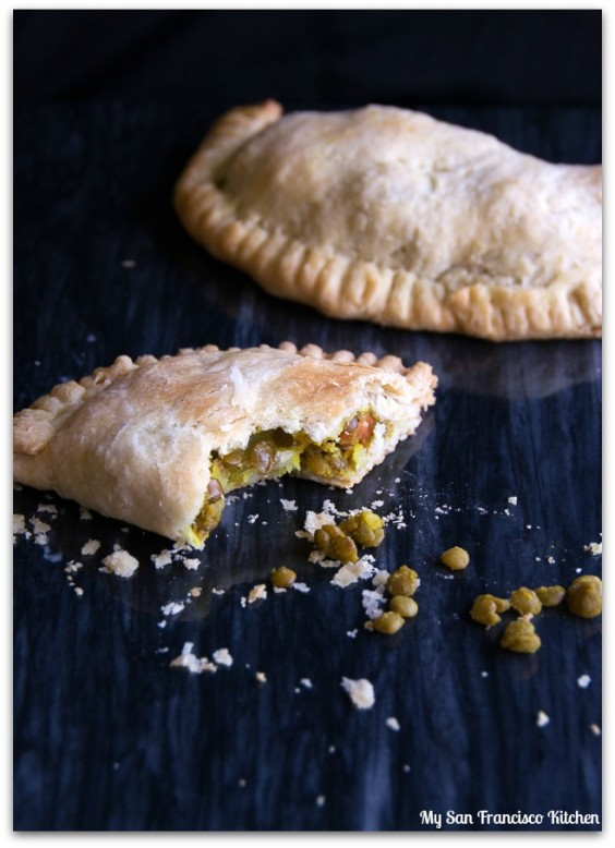 5. Curried Lentil Hand Pies