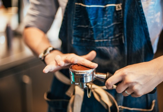 coffee guide: ground espresso