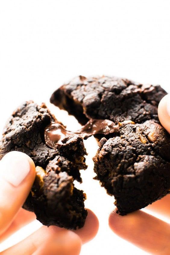 2. Chewy Chocolate Brownie Cookies