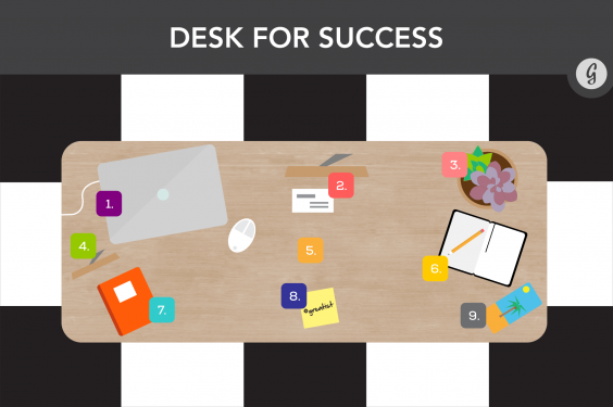 Feng Shui The Ultimate Guide To Organizing Your Desk To Increase Productivity