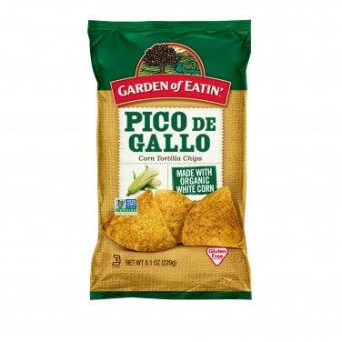 Garden of Eatin' Pico de Gallo Tortilla Chips