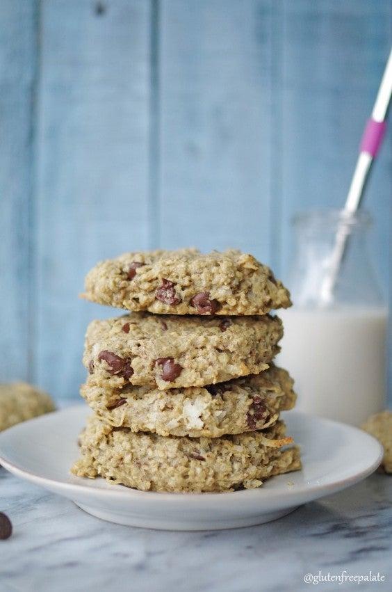 5. Gluten-Free Sunbutter Breakfast Cookies