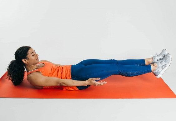 Bài tập 8 động tác buổi sáng giúp bạn xinh tươi, khỏe khoắn suốt cả ngày