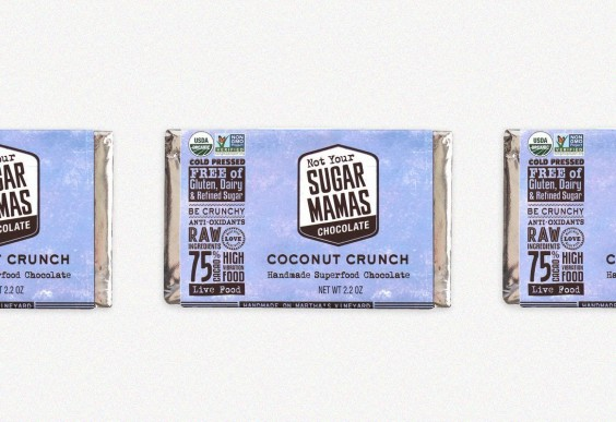 Not Your Sugar Mama's Chocolate