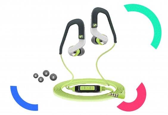 Sennheiser Wired Workout Headphones Cyber Monday Sale