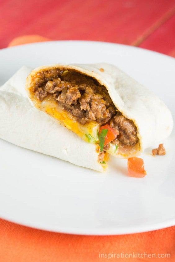 16. Taco Bell: Beef Meximelt