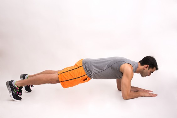 Isometric Exercises: 7 Moves for Your Shoulders, Abs, Legs