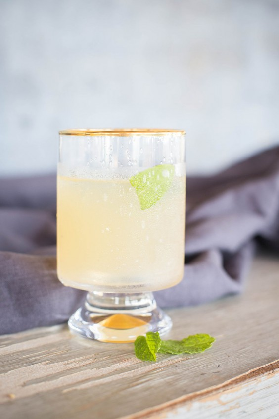 7. Whiskey Lemonade