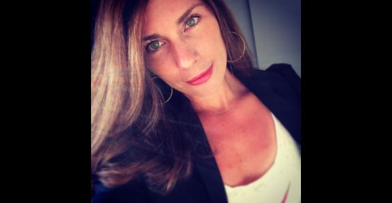 Jill Coleman Selfie