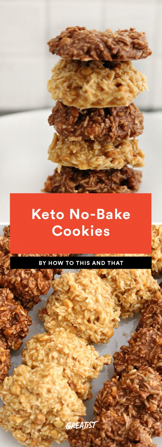 9 Keto Cookie Recipes Full of Fat and Awesomeness