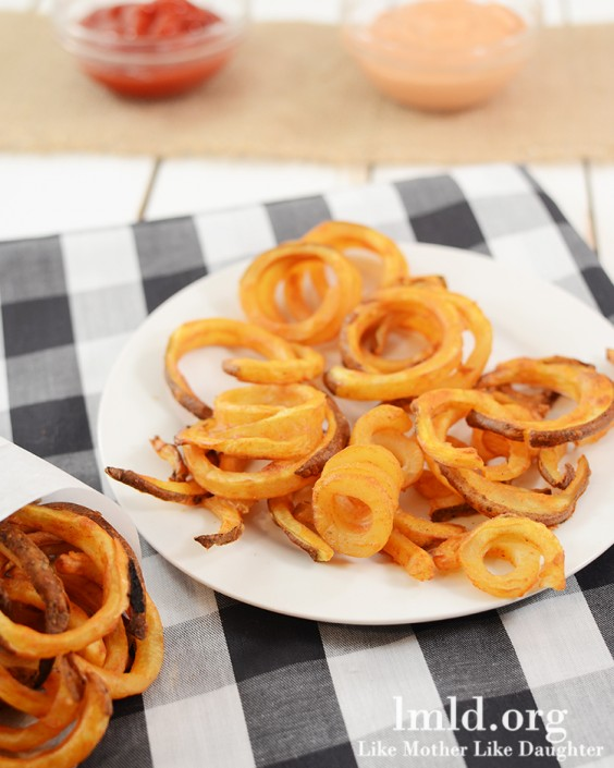 7. Arby's: Oven-Baked Curly Fries