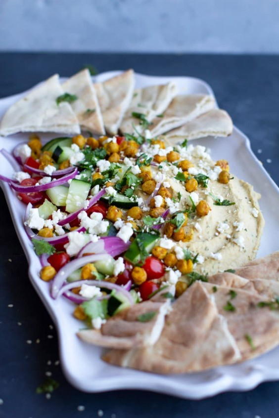 21 Mediterranean Diet Snack Recipes