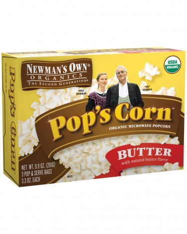 Newman's Own - Best Popcorns