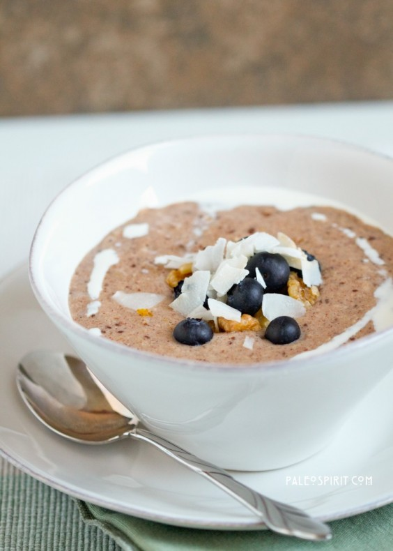 14. Paleo Breakfast Porridge