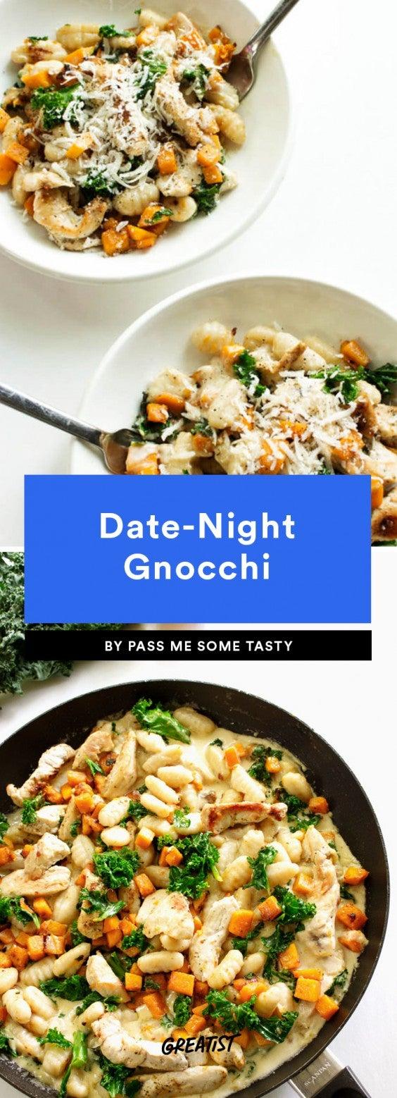 5. Date-Night Gnocchi