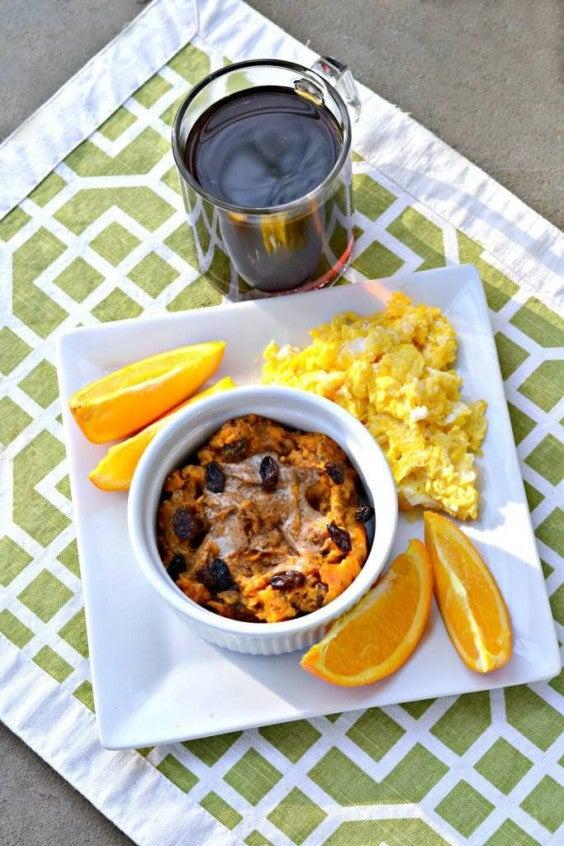 15. Sweet Potato Breakfast Bowls