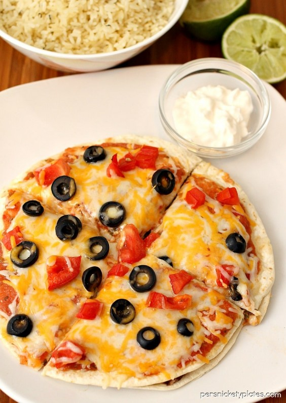 13. Taco Bell: Mexican Pizza