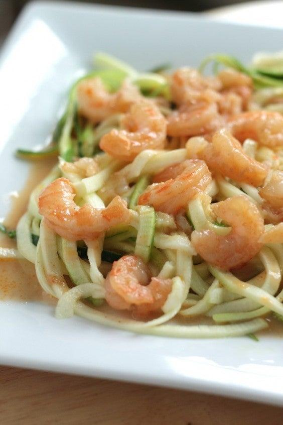 13. Coconut Shrimp Curry