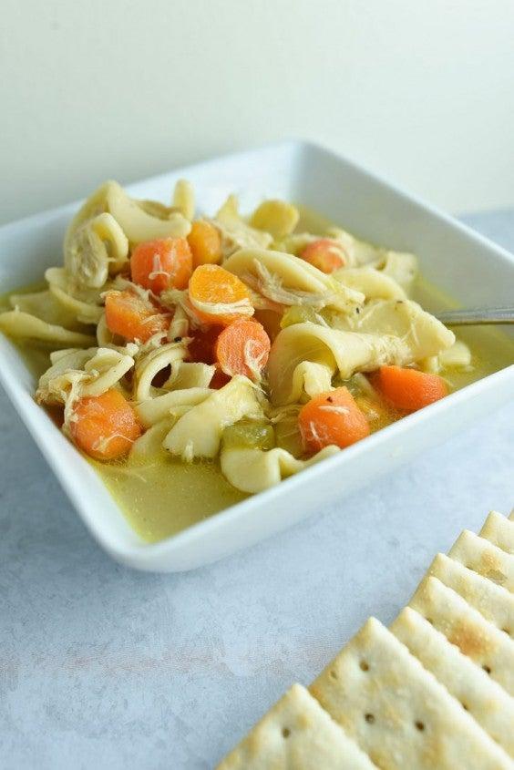 8. Chick-Fil-A: Chicken Noodle Soup