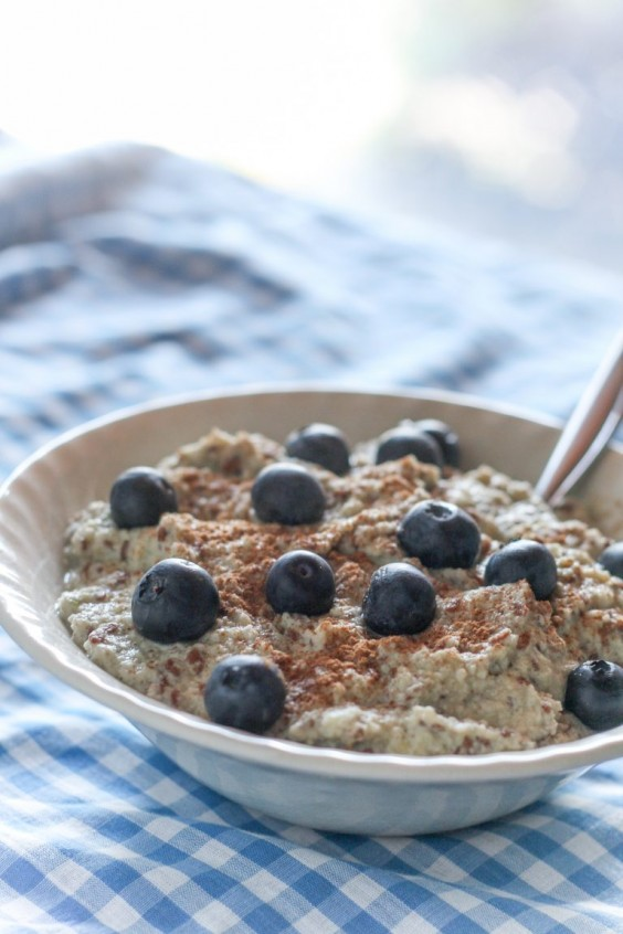 6. 2-Minute Paleo Porridge