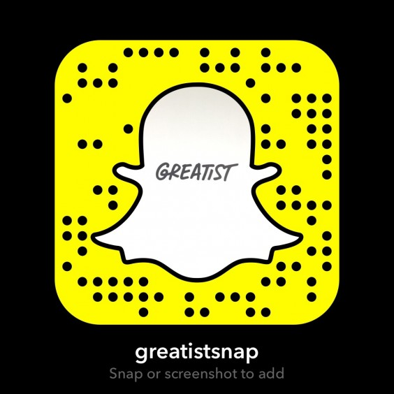 Greatist on Snapchat