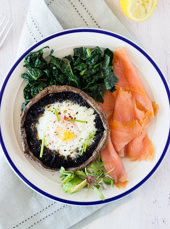 2. 15-Minute Protein-Packed Paleo Breakfast