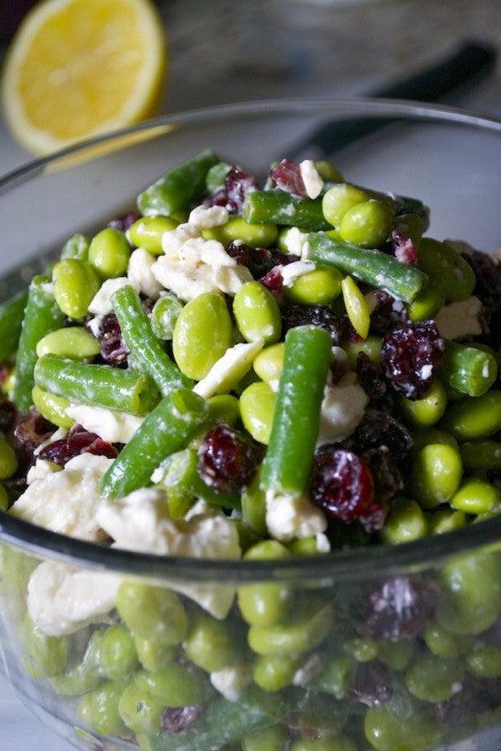15. Healthy Edamame Salad