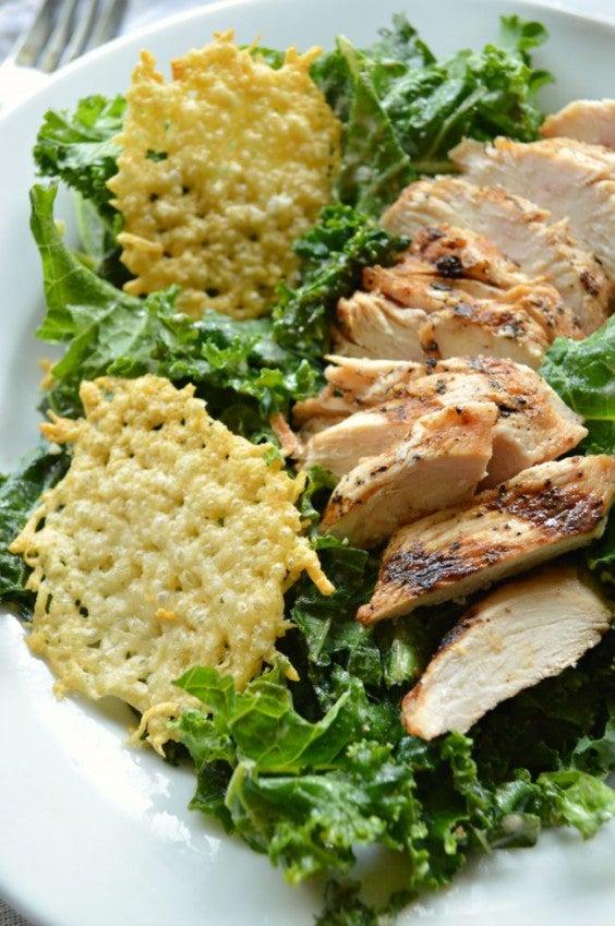 4. Panera Bread: Power Kale Caesar Salad