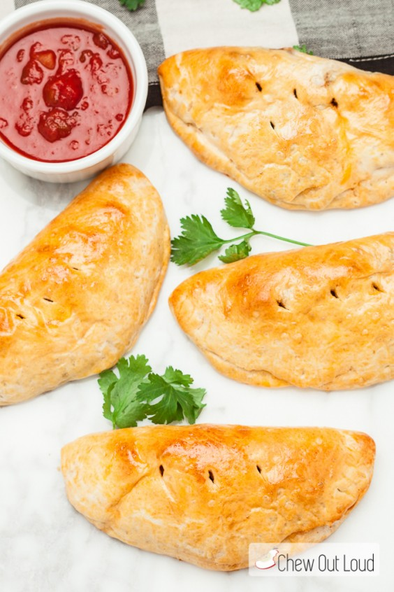 11. Easy Mexican Taco Pockets