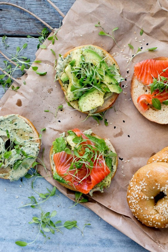 Bagel Toppings Healthier Ways To Eat Your Favorite Breakfast