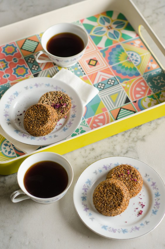 10. Easy Morning Chia Cakes