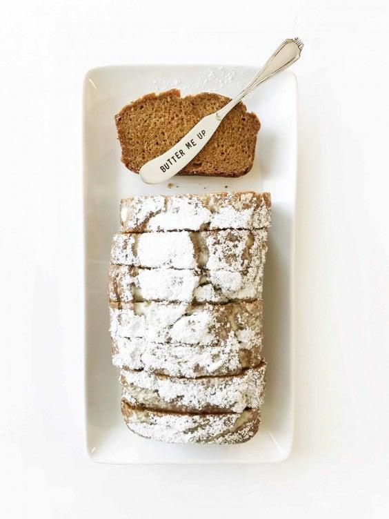 6. Healthy Gingerbread Loaf
