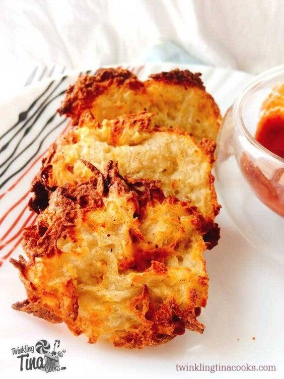 4. Vegan Breakfast Hash Browns