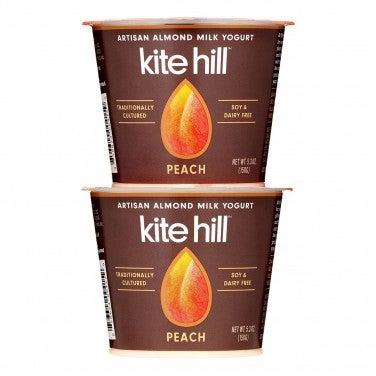 1. Kite Hill Artisan Almond Milk Yogurt