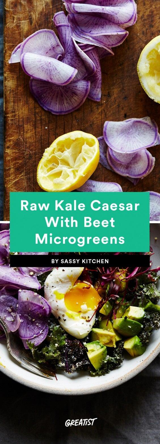 beet microgreens