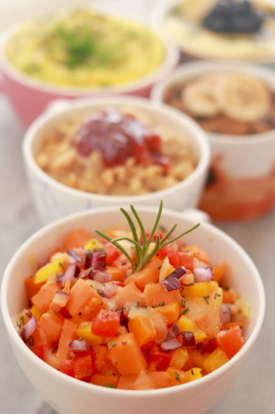 Mug Meals: Sweet Potato Hash