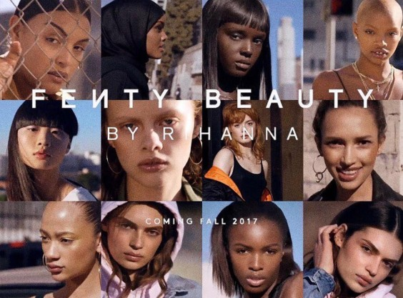 Fenty Beauty ad