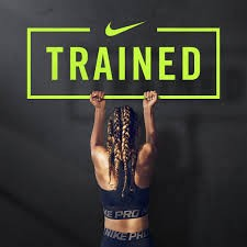 1. Trained by Nike