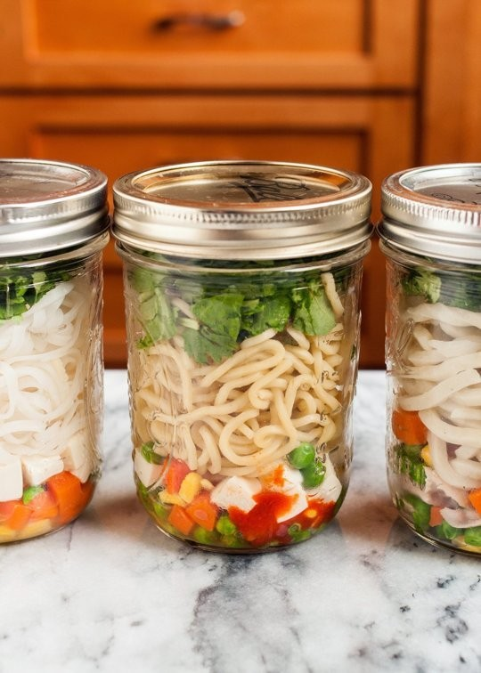 Mason Jar Meals 24 Healthy Breakfasts Salads And Entrees