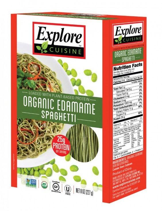 Explore Cuisine Organic Edamame