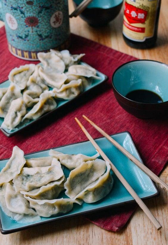 chinese recipes: dumplings