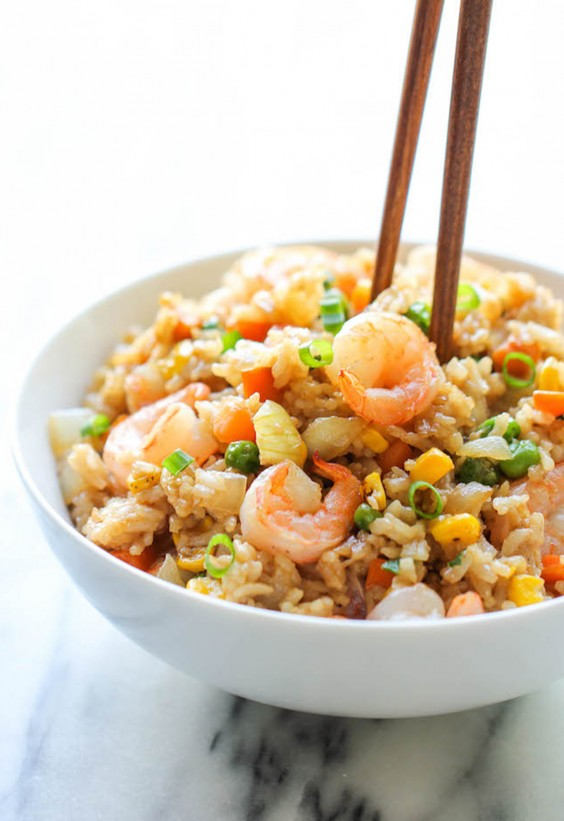 chinese recipes: Fried Rice