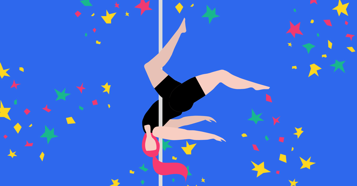 I'm Going to Say It: Pole Dancing Made Me a Better Person